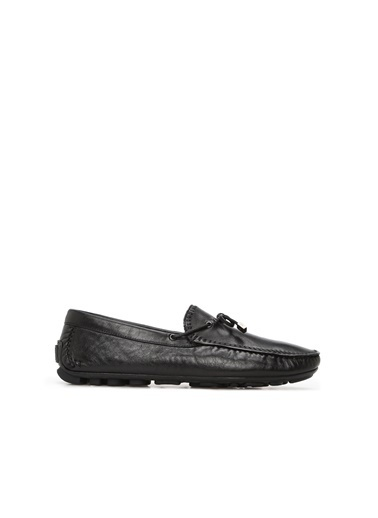 George Hogg Erkek Loafer Ayakkabı 7004764 Siyah